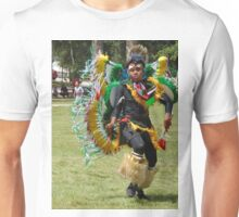 Pow Wow Dancer Unisex T-Shirt