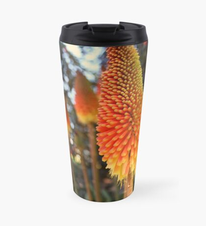 Aloe Vera Flower Travel Mug