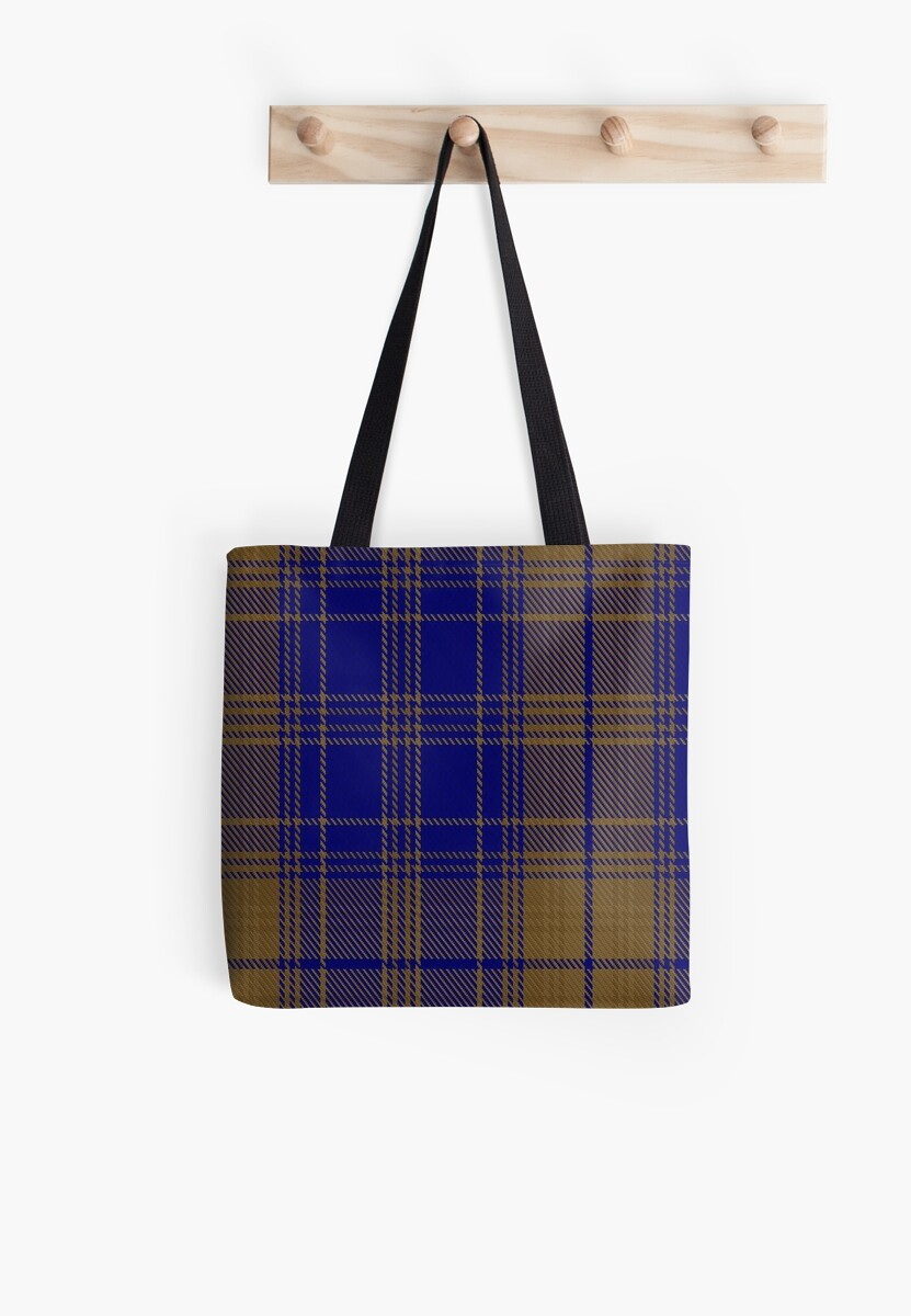 00827 West Coast WM 1586-2 Tartan  by Detnecs2013