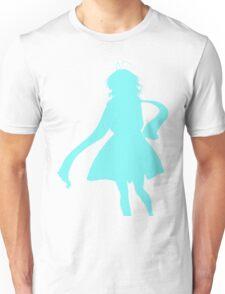 Nagisa Winter Coat Blue - Clannad Unisex T-Shirt