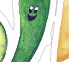Happy Guacamole! Sticker