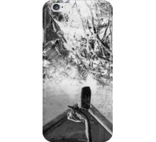 River Rowboats iPhone Case/Skin
