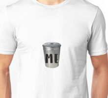 *Points to trashcan* Unisex T-Shirt
