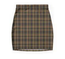 00834 West Coast WM 1713 Tartan  Mini Skirt