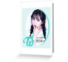 Nayeon Greeting Card