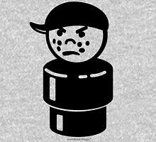 Vintage Little People Bully Tough Kid Unisex T-Shirt