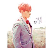 Young Forever Taehyung Photographic Print