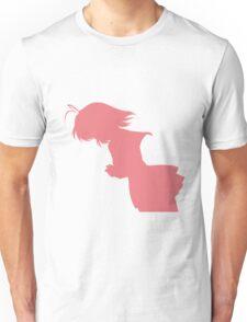 Nagisa Winter Uniform Pink - Clannad Unisex T-Shirt