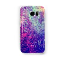Abstract Speckles Samsung Galaxy Case/Skin