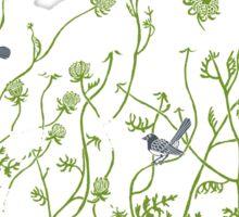Queen Anne Lace Sticker