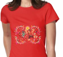 Sweet Friends Womens Fitted T-Shirt