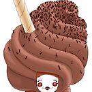 Doll faced dearies, Teresa triple chocolate delight by Bantambb
