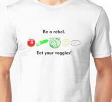 Veggie Rebel Unisex T-Shirt
