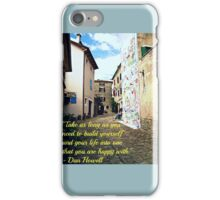 Dan Howell: Life Quote iPhone Case/Skin