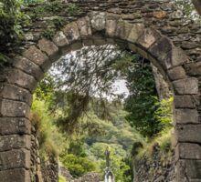 Gateway to Glendalough  (Wicklow - Ireland) Sticker