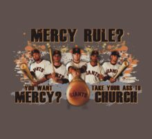 Giants Mercy Rule (Dark) One Piece - Short Sleeve