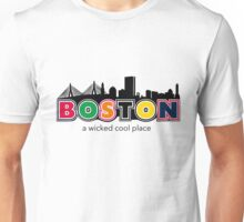 Wicked Boston Unisex T-Shirt