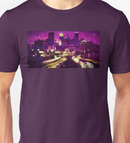 Funkytown Mourns For Their Prince Unisex T-Shirt