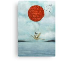 High hopes Canvas Print