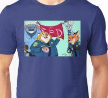 Ask the ZPD header Unisex T-Shirt