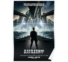 Battleship - Movie Poster