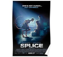 Splice - Movie Poster