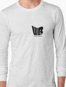 WB - Wie Blöd -Aufnahmehallen Long Sleeve T-Shirt