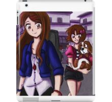Beta Aurigae iPad Case/Skin