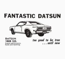 Datsun 180B SSS P610  Baby Tee