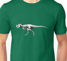 Dinosaur's skeleton  Unisex T-Shirt