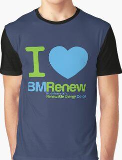 I ♥ BMRenew Graphic T-Shirt