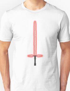 Kylo Ren's lightsaber T-Shirt