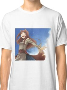 Holo The Wisewolf Classic T-Shirt