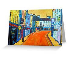 Clonakilty, Cork Greeting Card