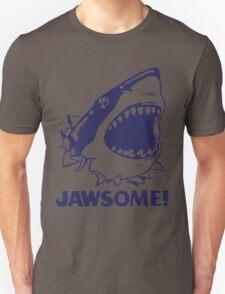 Funny Jawsome Jaws Shark  Unisex T-Shirt