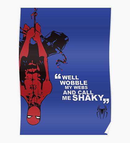 Spider-Man Poster Poster