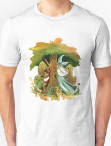 Bilbo Baggins and Gandalf T-Shirt