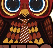 The Owl University 2 Sticker
