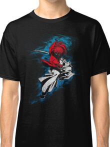 battousai grunge Classic T-Shirt