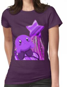 Grape Kirby Womens Fitted T-Shirt