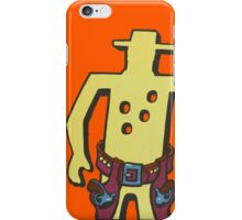 The Life and Times of Judge Roy Bean iPhone Case/Skin