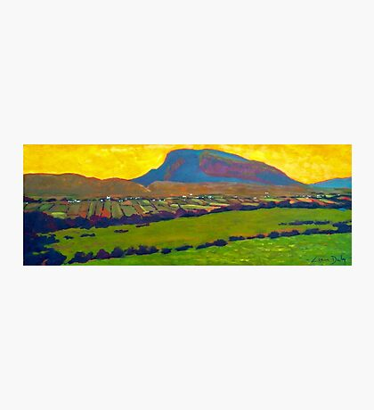 Muckish from Falcarragh Photographic Print