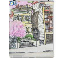 San Francisco Houses #13 iPad Case/Skin