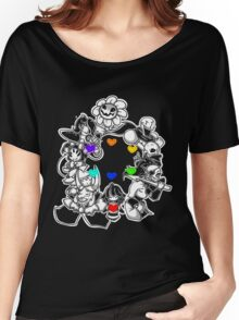 Undertale v2 Women's Relaxed Fit T-Shirt