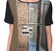 Time To Reflect - Country Australia Chiffon Top