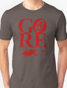 Red Gore T-Shirt