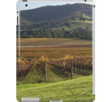 Winery with a View - Country Victoria iPad Case/Skin