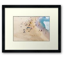 Bondi Dreaming Framed Print