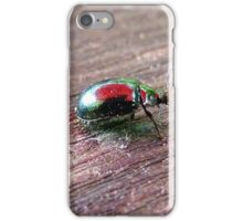 Iridescent Bug iPhone Case/Skin