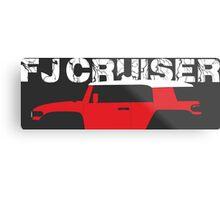 FJ Cruiser  Metal Print